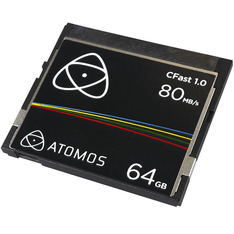 Atomos C fast 1 0 – 64GB