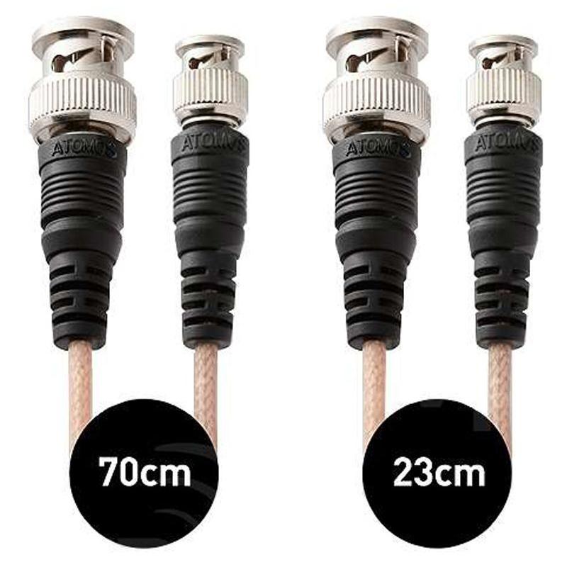 Atomos Samurai SDI Cables