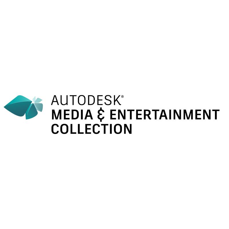 Autodesk Media en Entertainment Collectie