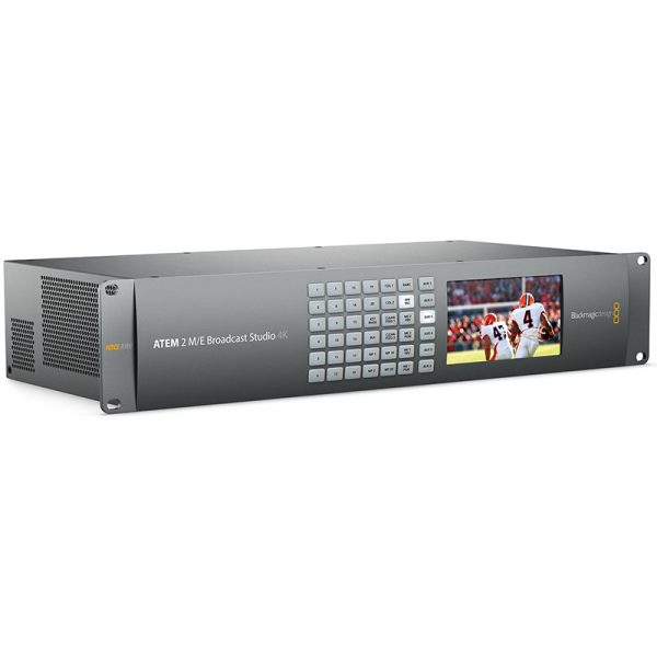 Blackmagic ATEM 2 M:E Broadcast Studio 4K