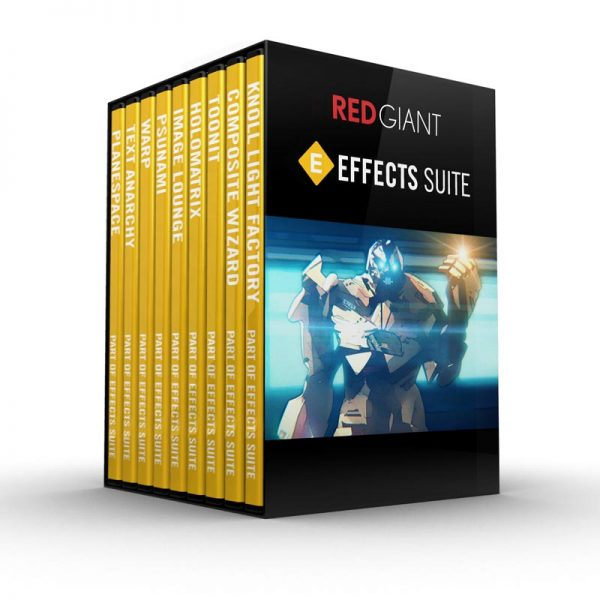 Red Giant Effects Suite