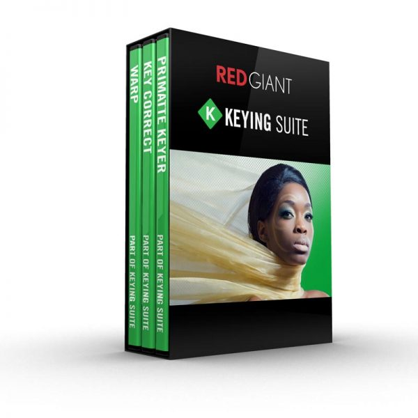 Red Giant Keying Suite