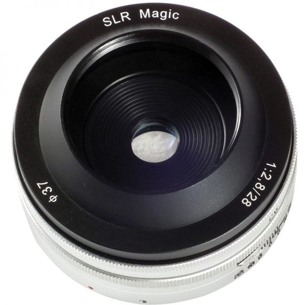 SLR Magic 28mm f2 8 Lens - Sony E-mount