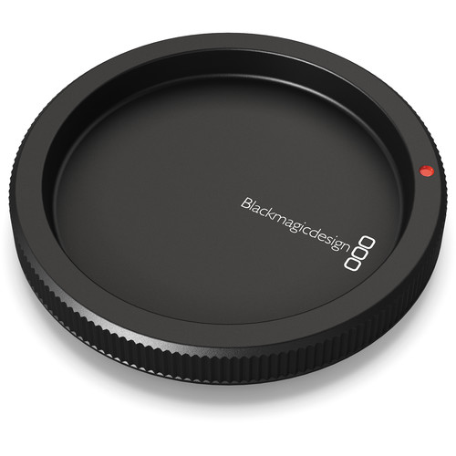 Blackmagic Desing EF mount body cap