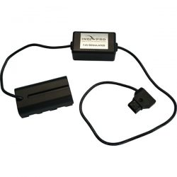 """IndiPro D-Tap to Sony L-Series Power Converter (24"""")"""