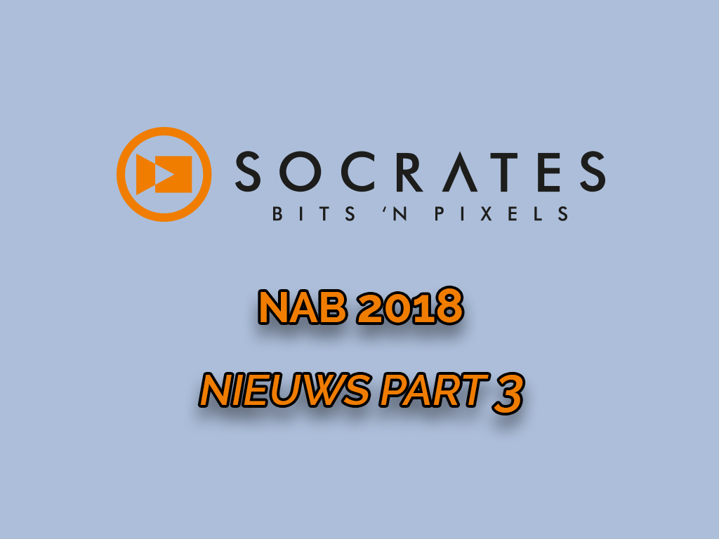 NAB 2018 nieuws part 3