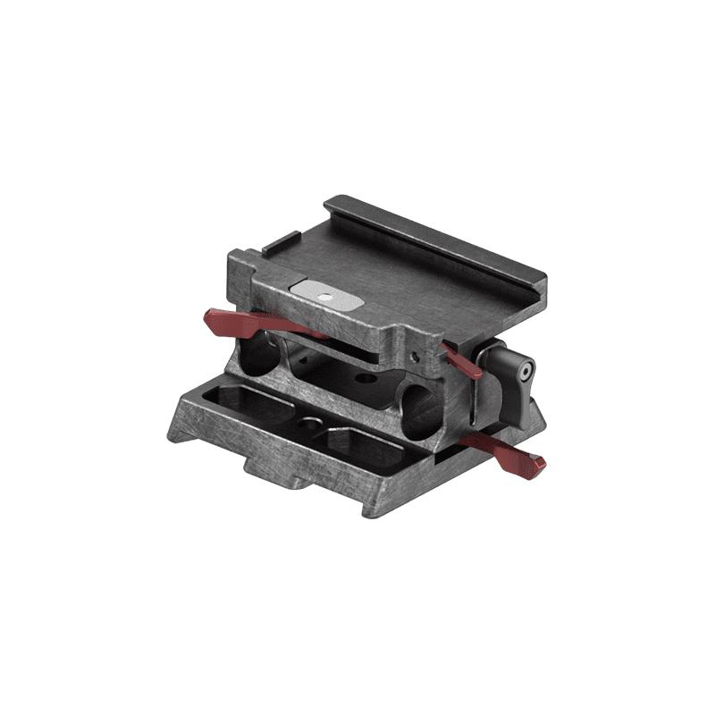 Tilta 15mm LWS Baseplate for Blackmagic Pocket Cinema Camera