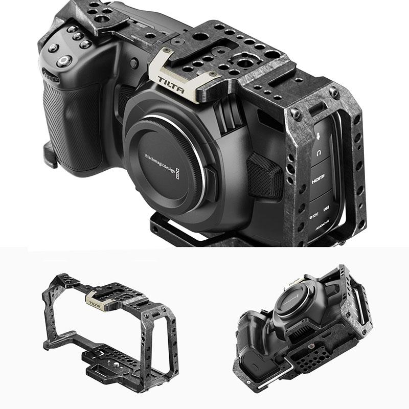 Tilta Full Cage voor Blackmagic Pocket Cinema Camera 4K (TA-T01-FCC)