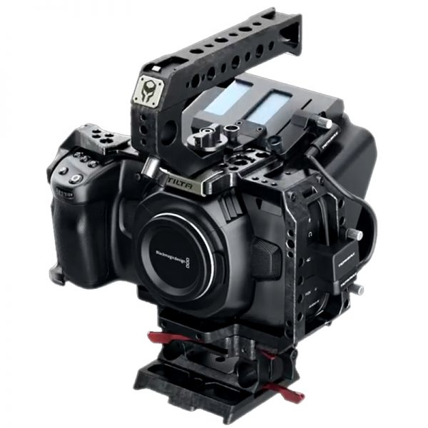 Tilta Kit TA-T01-B Camera cage for Blackmagic Pocket Cinema