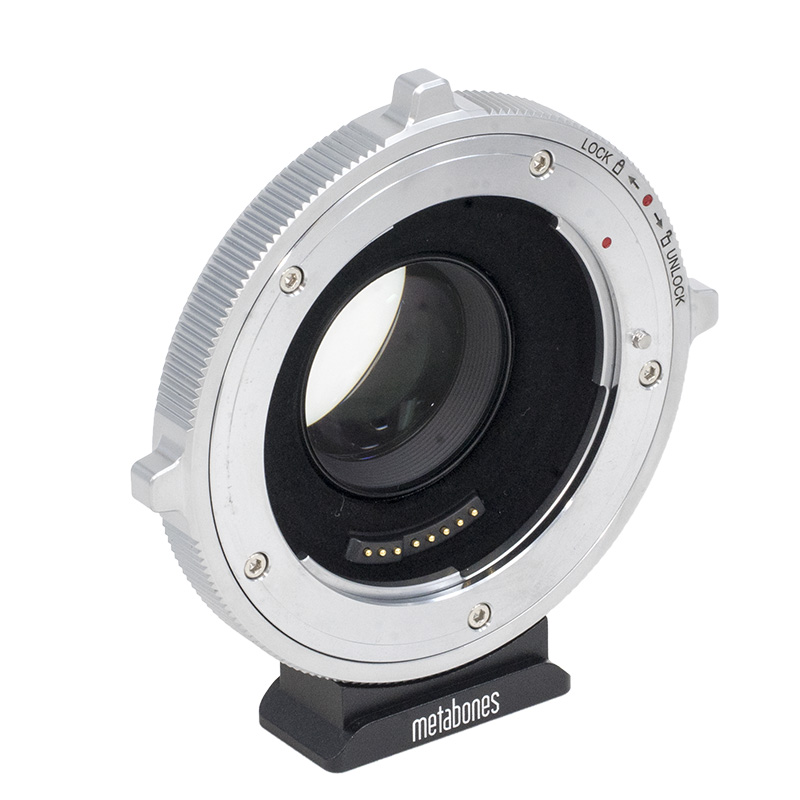 Metabones Canon EF - Micro 4/3 T CINE Speed Booster XL 0.64x