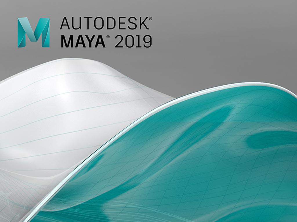 Autodesk Maya 2019 beschikbaar