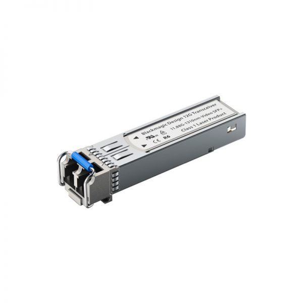 Blackmagic Adapter 12G-SDI SFP Optical Module