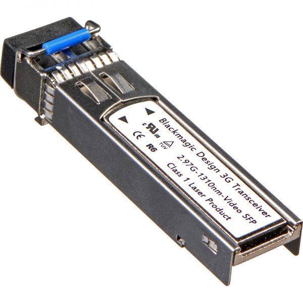 Blackmagic Adapter – 3G BD SFP Optical Module