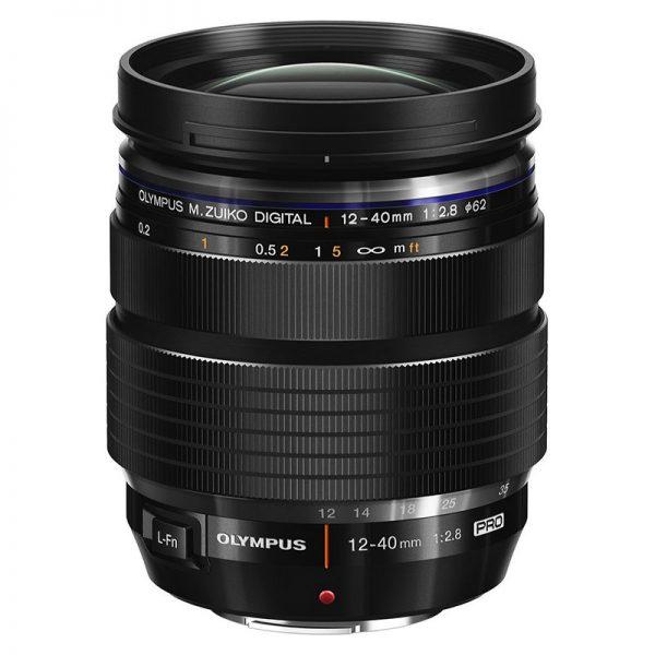 Olympus Zuiko Digital ED 12-40mm2.8 PRO Black MFT