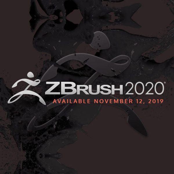 ZBrush2020