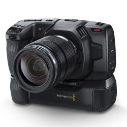 Battery Grip Pocket Cinema Camera