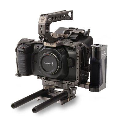 Tilta TA-T01-FCC-A Full Camera Cage met accessories voor BMPCC4K en BMPCC6K