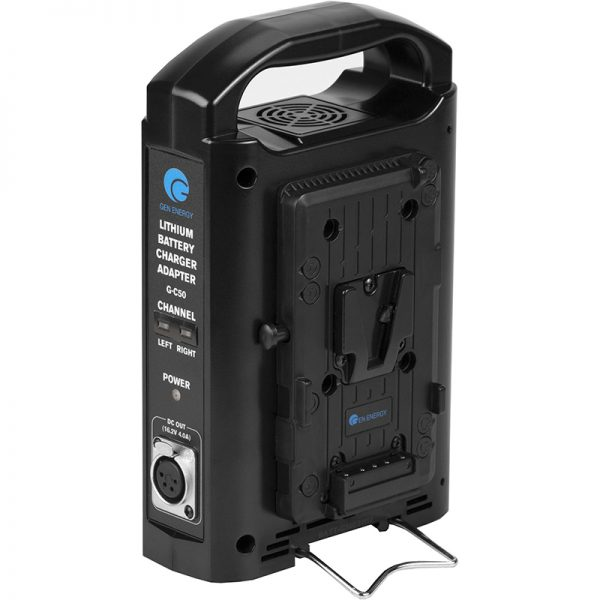 Gen Energy G-C50 V-MOUNT BATTERY CHARGER