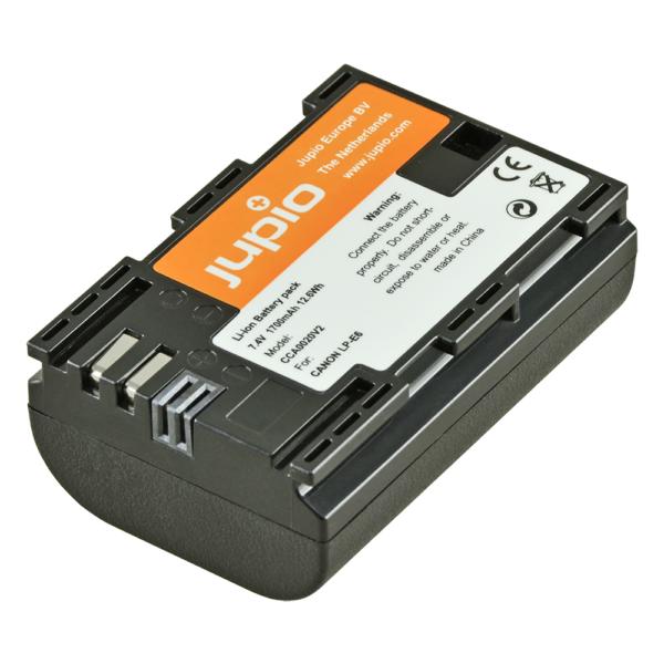 Jupio LP-E6-1700-mAh