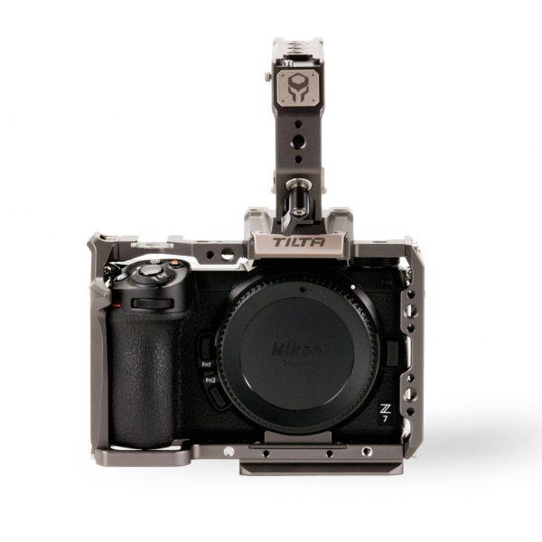Tiltaing-Nikon-Z6Z7-Kit-A-Tilta-Gray_Front