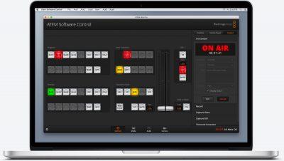 atem control software screenshot