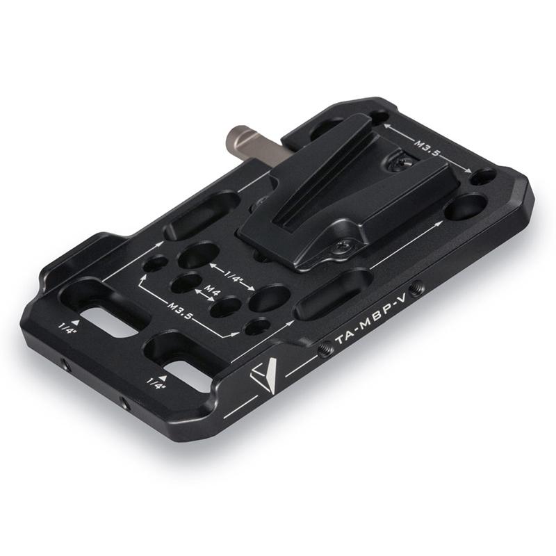 Tiltaing Mini V-Mount Battery Plate TA-MBP-V-bottom
