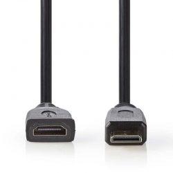 micro HDMI connector naar HDMI female