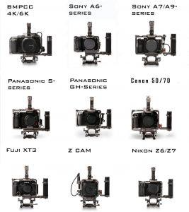 tiltaing camera merken en modellen