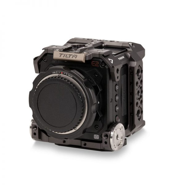 Full-Camera-Cage-for-Z-CAM-E2-S6F6-Tilta-Gray-TA-T07-FCC-G_34front