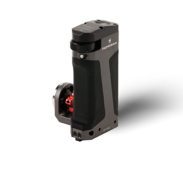 Side Focus Handle voor type II cages zoals de Z-Cam E2 serie