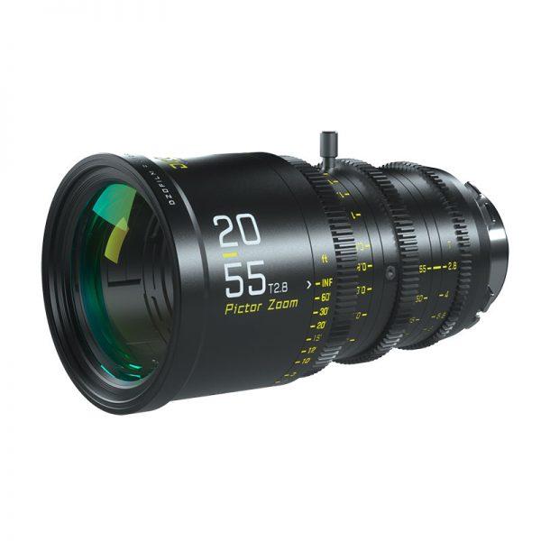 Pictor Zoom 20-55mm T2.8 Black