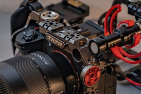 tilta cage for Sony A7s III camera