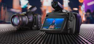 blackmagic procket cinema camera 6K pro